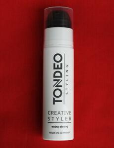 Tondeo  Creative Styler 100 ml, war vorher Discostar Creative Styler extra st.