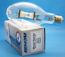 (12) MH400/U/4K/ED37 DENKYU 10443 400W Metal Halide Lamp MOG M59/E Bulb