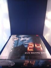 24 The DVD Board Game (PARKER) 2006 PAL TV Games New/Sealed  plus season one box