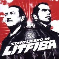 LITFIBA - STATO LIBERO -2CD   POP-ROCK ITALIANA