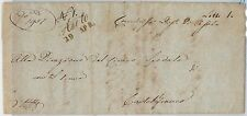 LOMBARDO VENETO storia postale - PRECURSORI  prefilatelica: ASILO Treviso 1848
