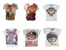 Short Sleeve Graphic Tee Band Unbranded T-Shirts for Men