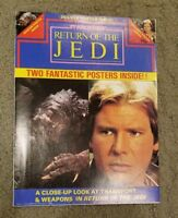 Star Wars Return Of The Jedi Official Poster Magazine #3