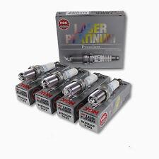 4 x NGK Spark Plug BMW E30 E46 E39 E60 E32 E83 E53 E85 MINI Cooper BKR6EQUP