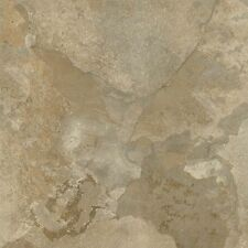 Self Adhesive Vinyl Floor Tiles Light Slate Marble Peel n Stick Kitchen Bathroom