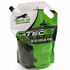 Arctic Cat 2-Cycle C-TEC2 Synthetic Injection Oil 48oz Bag 14-17 6000 6639-520