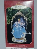 Hallmark Keepsake ornaments Disney's Cinderella 1997