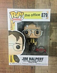 Funko Pop! Jim Halpert As Dwight The Office 879