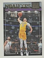 2018-19 Panini Hoops LIGHTS CAMERA ACTION HOLIDAY EDITION LONZO BALL Lakers