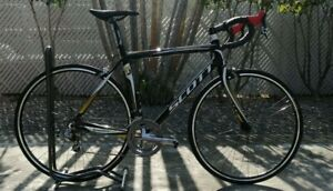 Scott Speedster Road Bike 56cm With Carbon Bars and Speedplay pedals