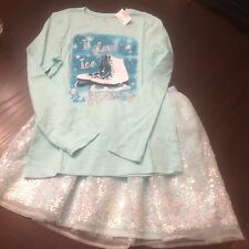 The Children's Place Skirt and Long Sleeved Tee - XL - NWT
