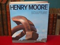 ART XXe HENRY MOORE SCULPTURE EO 1981 Cercle d'Art Beau Livre TBE Photographies