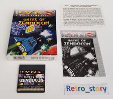 Atari Lynx - Gates Of Zendocon