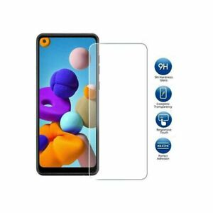 Tempered Glass Screen Protector For Samsung Galaxy A02s A12 A21s A32 A42 A52 A71