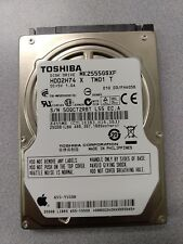 "Apple 250 GB 2.5"" SATA HDD Toshiba MK255GSXF 655-1550D Used Tested"