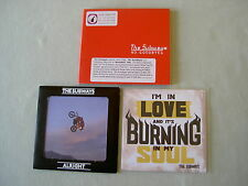 THE SUBWAYS job lot of 3 promo CDs Alright I'm In Love And It's Burning My Soul