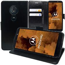 "Handy Schutzhülle Für Motorola Moto G6 Play XT1922 5.7"" Flip Case Cover"
