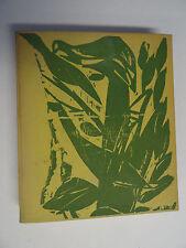 Boeck, Grieshaber - Holzschnitte, 1. Werkverzeichnis 1959, m. Widmung d. Autors