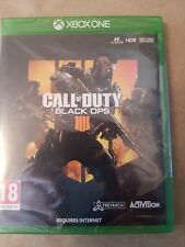 XBOX ONE CALL OF DUTY BLACK OPS 4  BRAND NEW SEALED