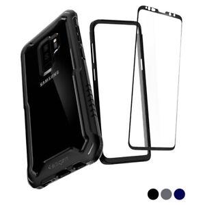 For Galaxy S9 / S9 Plus | Spigen®[Hybrid 360] Full Body Heavy Duty Case Cover