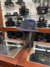 Borsalino Roberto Men's Hat Made in Italy Size 59  7 3/8