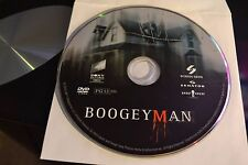 The Boogeyman (DVD, 2005)Disc only Free Shipping