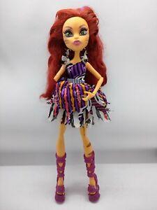Monster High Freak du Chic Toralei doll rawr creepy fun ghoul  💖💀☠💖💎