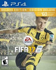 NEW FIFA 17: Deluxe Edition (Sony PlayStation 4, 2016)