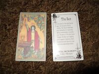 Mortal Instruments City of Bones Tarot Trading Card The Magician (Regular)