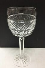"TIPPERARY ""BRISTOL"" GOBLET 8 1/4"" CUT CRYSTAL NEW MADE IN IRELAND"
