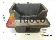 BRACIERE IN GHISA PER SUFE A PELLET KARMEK ONE-VALENCIA VIGO LISA  - 111-02