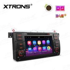 XTRONS Android 8.1 Car GPS Navi DVD Stereo DAB+ Radio For BMW E46 Rover 75 MG ZT