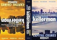 Capital Crimes by Kellerman, Jonathan, Kellerman BA in Dentistry  UCLA, Faye | P