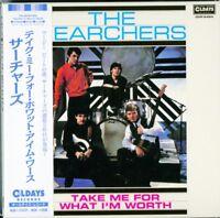 SEARCHERS-TAKE ME FOR WHAT IM WORTH-JAPAN MINI LP CD BONUS TRACK C94