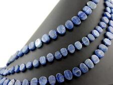DISTHEN Kyanit Cyanit Kette Schmuck blau 43 cm 44 cm von Schmücken-Sie-sich