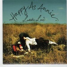 (EJ17) Larrikin Love, Happy As Annie - 2006 DJ CD