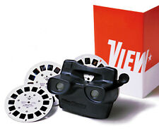 Frank Gehry View-Master 3D gift set 6 reels + viewer