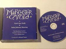 Carol Ann Duffy - The Manchester Carols  CD QUALITY CHECKED & FAST FREE P&P