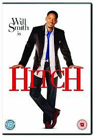 HITCH-DVD-WILL SMITH-BRAND NEW SEALED