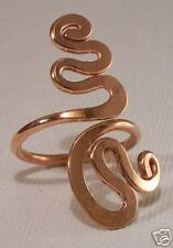 Pure Copper Jewelry,  Finger Ring