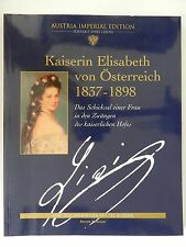 Austria Imperial Edition Kaiserin Elisabeth von Österreich 1837 1898 R Hofbauer