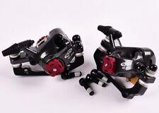 AVID BB7 MTB XC calibradores mecánicos Frenos Bicicleta Freno De Disco Delantero Trasero Set