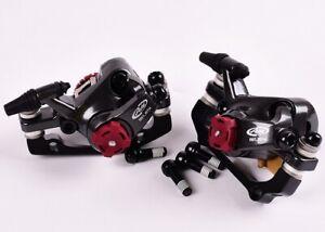 AVID BB7 MTB Mountain XC Bike Mechanical Brakes Disc Brake Calipers Black