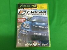 Forza Motorsport Microsoft Xbox, 2005 Used Complete Original Video Game Racing