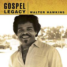 NEW Gospel Legacy: Walter Hawkins (Audio CD)