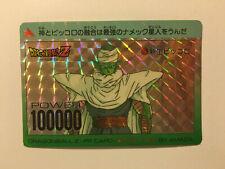 Dragon Ball Z PP Card Prism 719