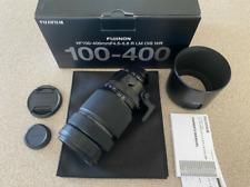 Fujifilm XF 100-400mm f/4.5-5.6 R LM OIS WR Lens