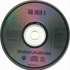 Van Halen II - You're No Good / Spanish Fly / D.O.A.  - Music CD DISC ONLY MINT