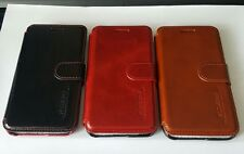 """For Apple iphone 6/6s 4.7"""" Luxury genuine Leather Wallet Cover Flip Phone Case"""