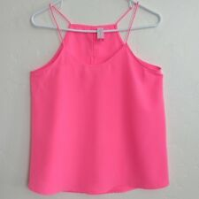 No Bounderies Tank Top Sleeveless Pink Sizzle Top Shirt M 7-9